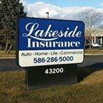 lakeside insurance 43200 garfield rd clinton township mi insurance mapquest