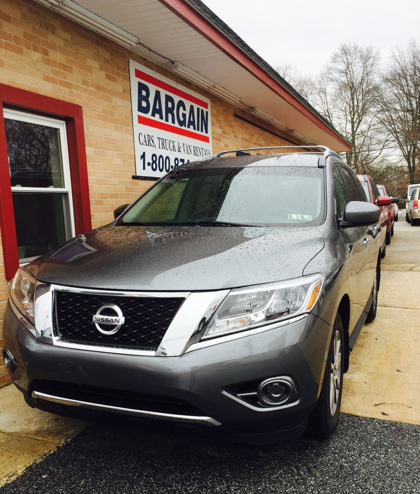Bargain Car Truck and Van Rentals: 18 South Sproul Rd, Broomall, PA