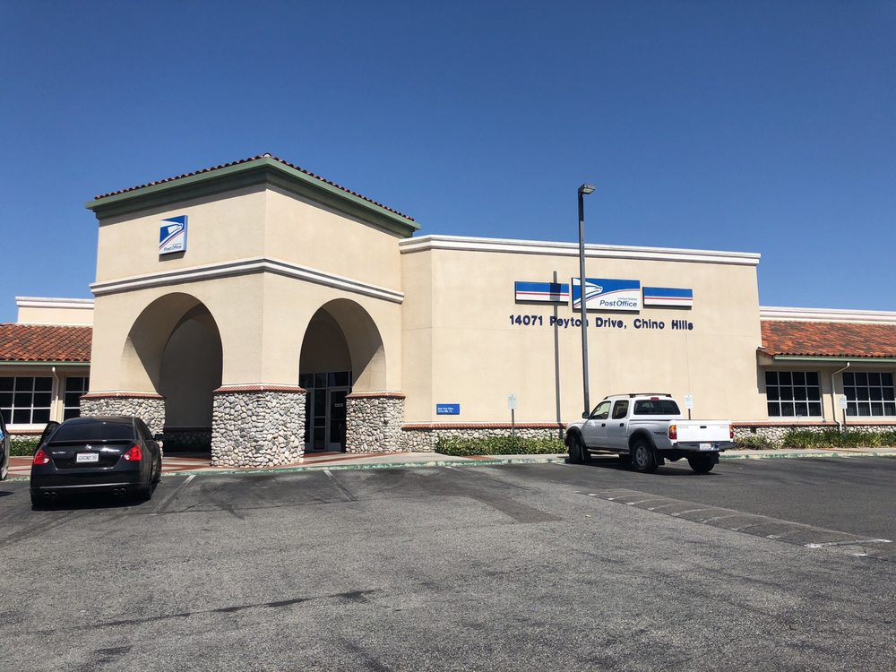 United States Post Office: 14250 Chino Hills Pkwy, Chino Hills, CA