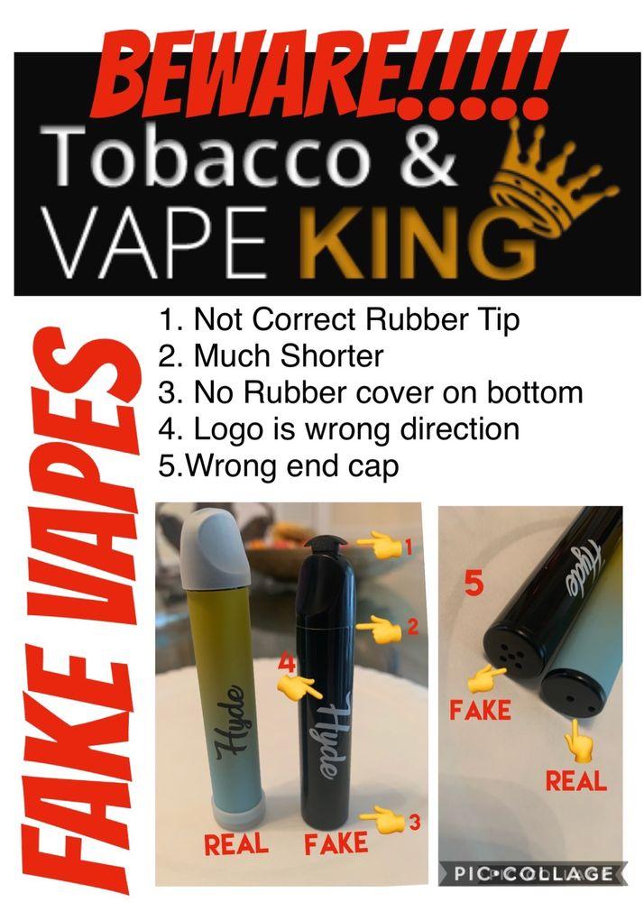 Tobacco King & Vape King: 2898 Dale Blvd, Dale City, VA