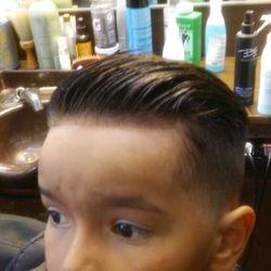 The hookup barbershop nampa id