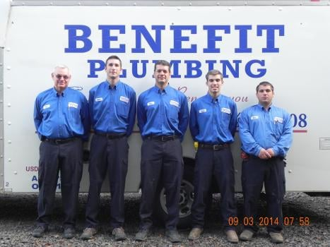 Benefit Plumbing Of Fort Smith: 4300 Rogers Ave, Fort Smith, AR