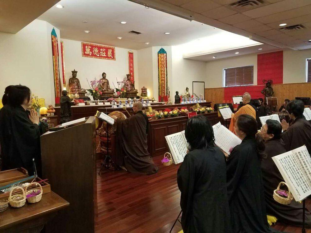 Chung Tai Zen Center of Houston