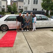 Ride In Photo Of All About You Limousines Dumfries Va United States