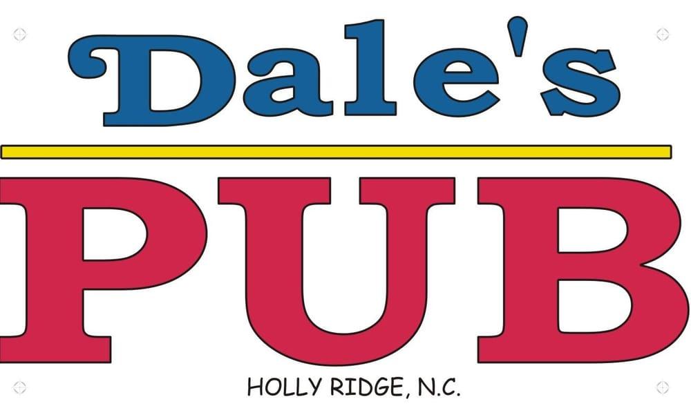 Dale's Pub: 775 E Ocean Hwy, Holly Ridge, NC