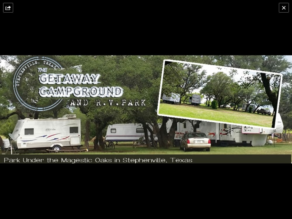 The Getaway Campground And Rv Park Rv Parks 1345 S Us