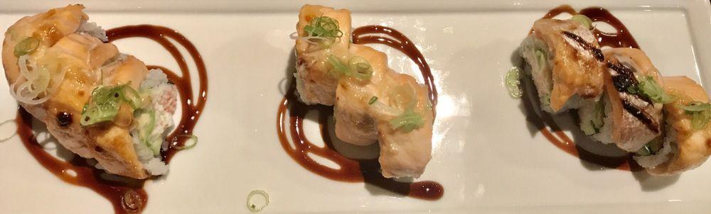 San Sushi: 161 W Santa Fe Ave, Placentia, CA
