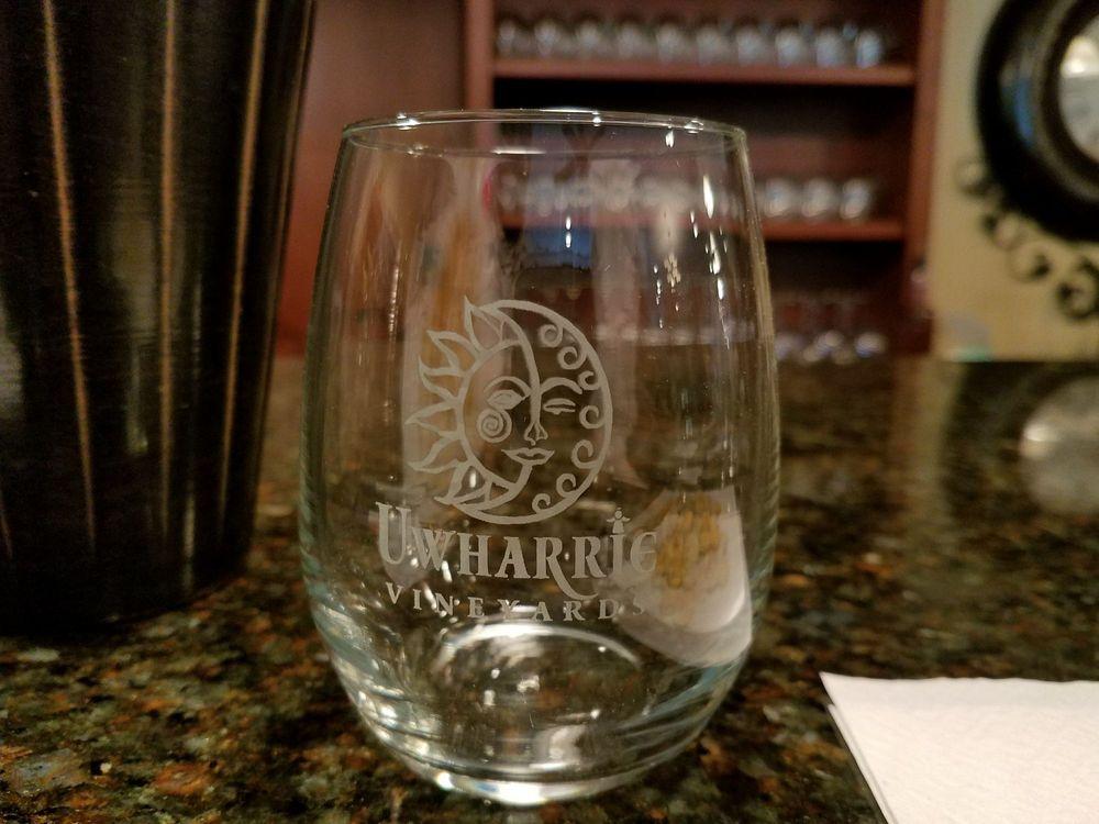 Uwharrie Vineyards & Winery: 28030 Austin Rd, Albemarle, NC