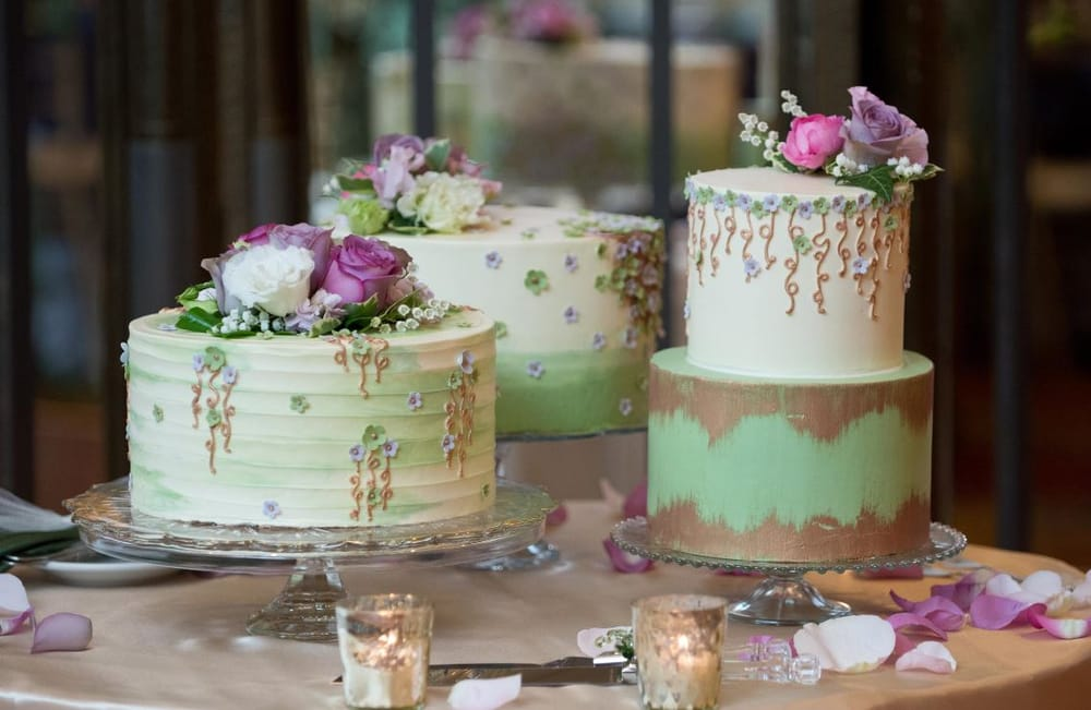 Photo of Vintage Place Settings - Chicago IL United States. My gorgeous cake & My gorgeous cake (by Bria at Sugar Fixe Oak Park location) with ...