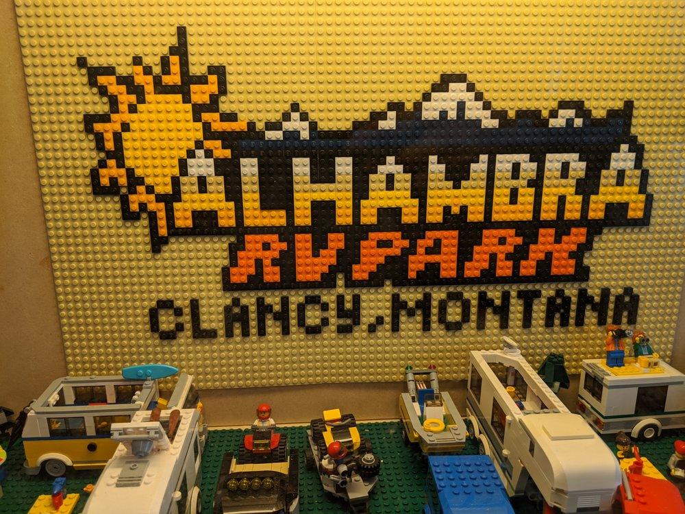 Alhambra RV Park: 515 State Hwy 282, Clancy, MT
