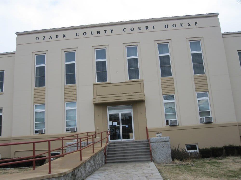 Ozark County Clerk: 206 S Main St, Gainesville, MO