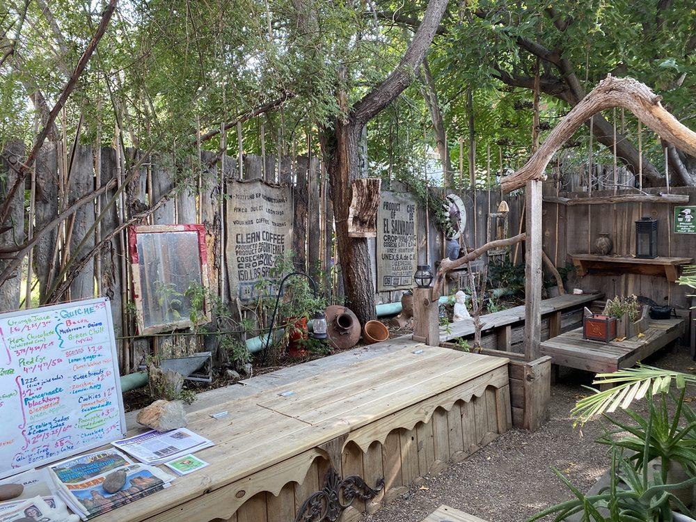 Tranquilbuzz Coffee House: 300 N Arizona St, Silver city, NM