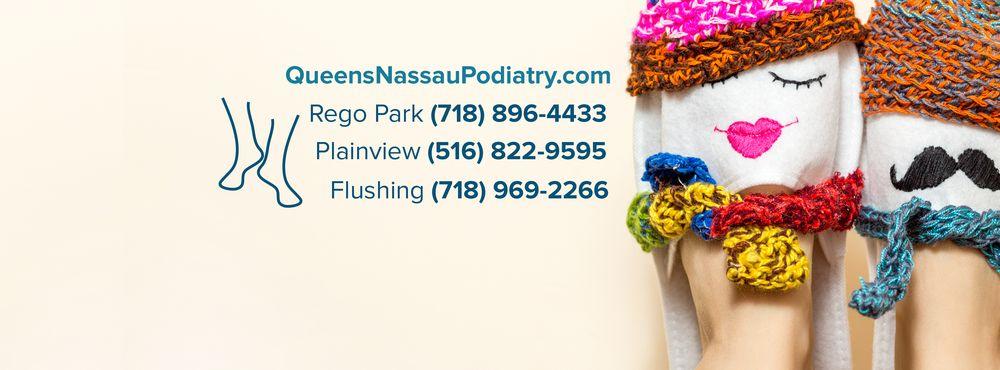 Aadvanced Footcare Associates: 76-79 172nd St, Flushing, NY