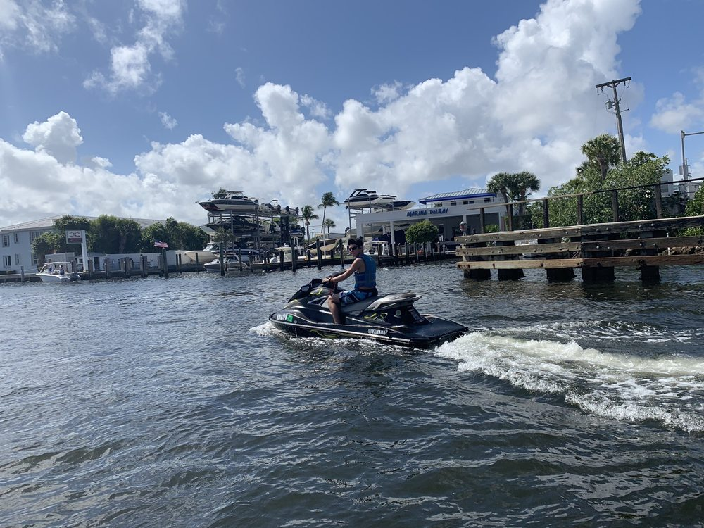 Intracoastal Jet Ski Rental: 700 Casa Loma Blvd, Boynton Beach, FL