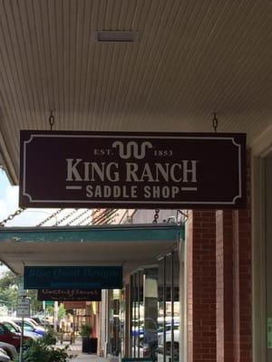 King Ranch Saddle Shop 201 E Kleberg Ave Kingsville, TX