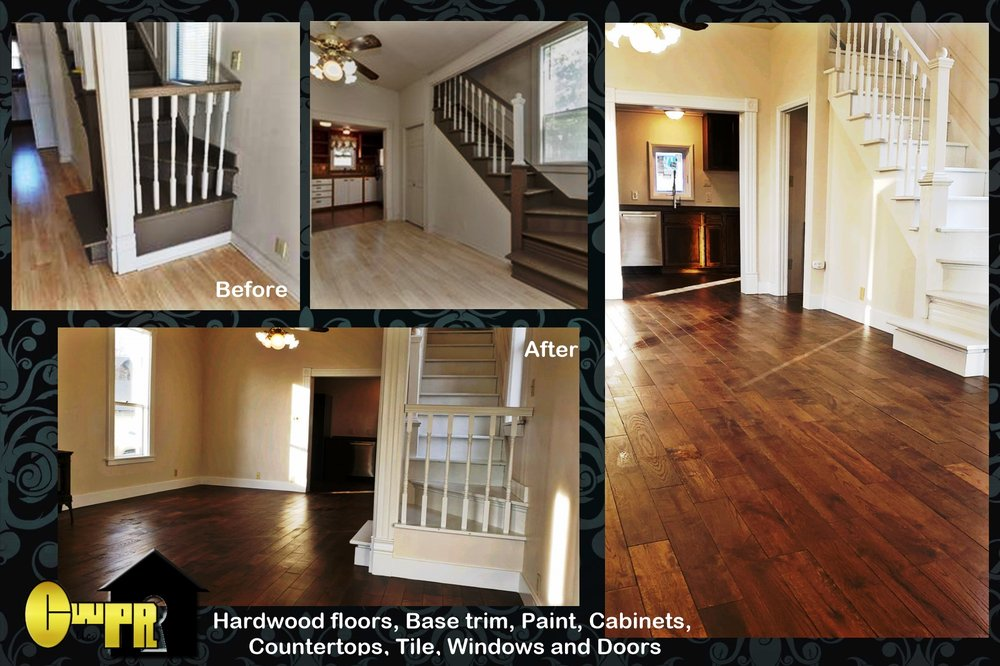 Central Washington Property Restorations: 3110 N Airport Rd, Ellensburg, WA
