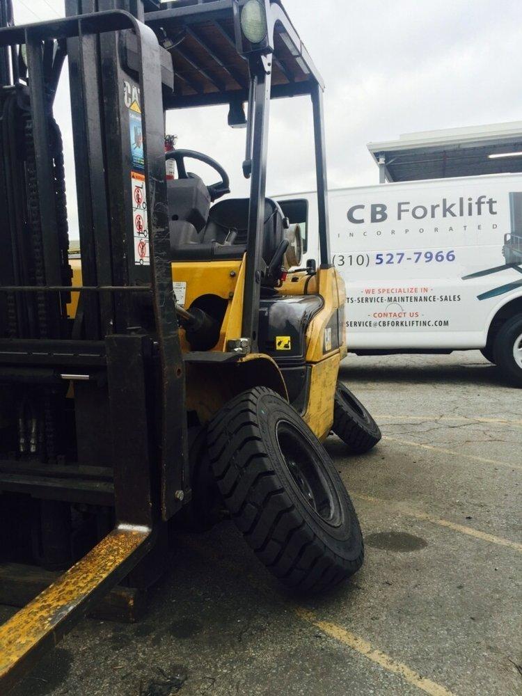 Cb Forklift Auto Repair 13526 S Normandie Ave Gardena Ca