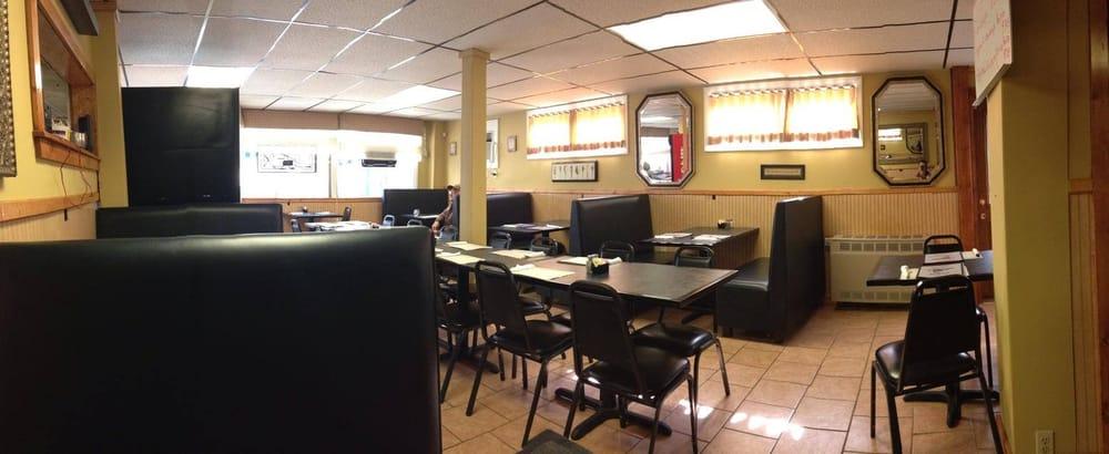Dimitri's Pizza: 51 W Main St, Baltic, CT