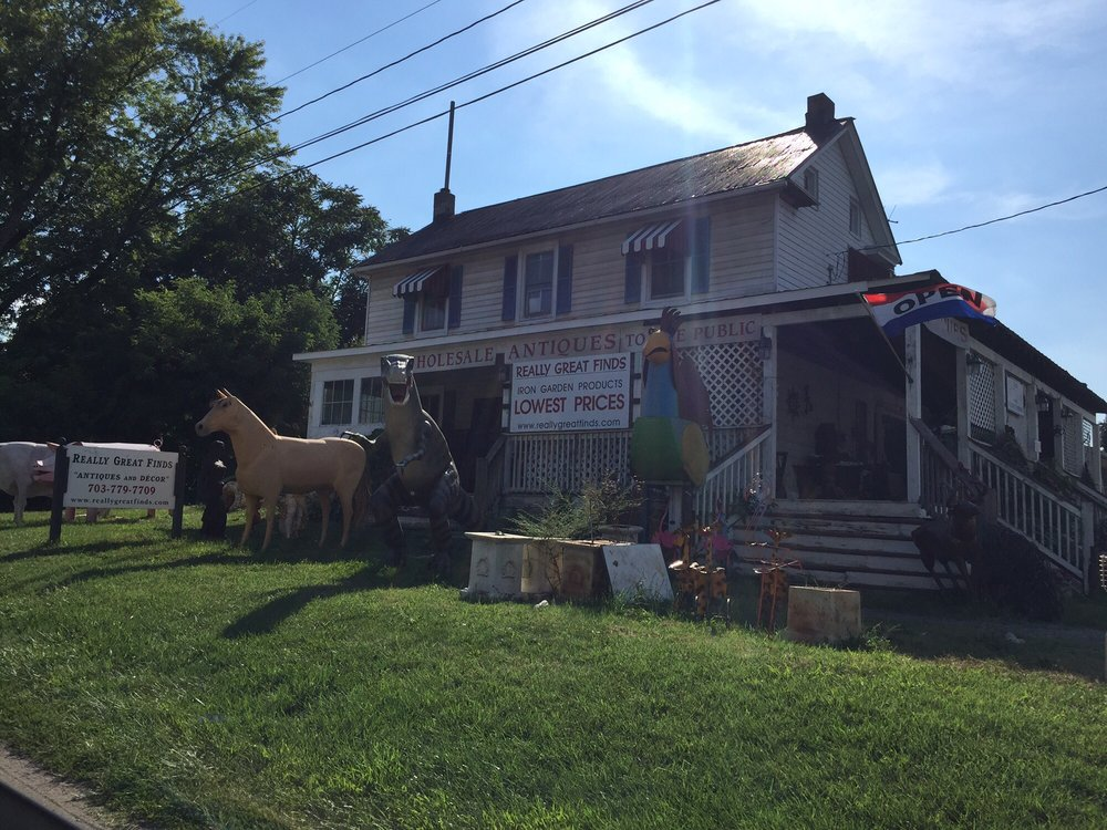 Really Great Finds: 42410 Stumptown Rd, Leesburg, VA