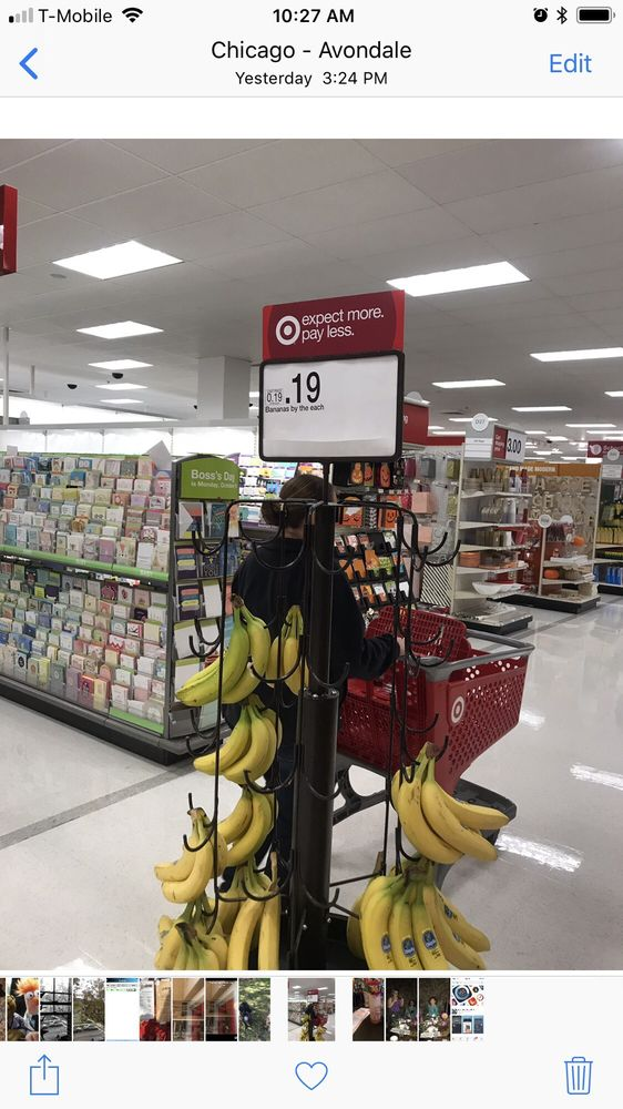 target from expect more to pay less