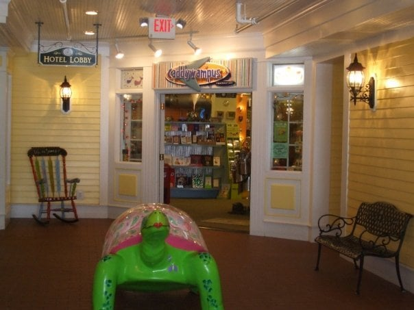 Caddywampus: 498 Main St, Mackinac Island, MI
