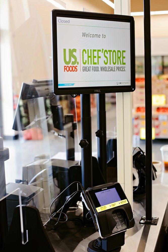 US Foods CHEF'STORE: 1240 Lindsay Blvd, Idaho Falls, ID