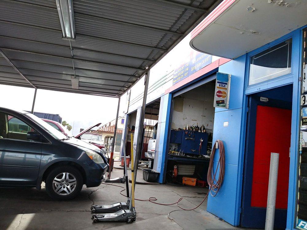 7DAYS Tire Shop: 9415 Jamacha Blvd, Spring Valley, CA