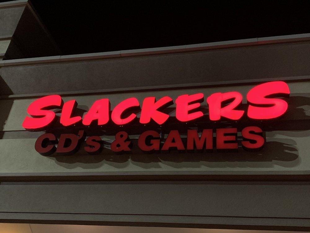 Slackers CDs & Games