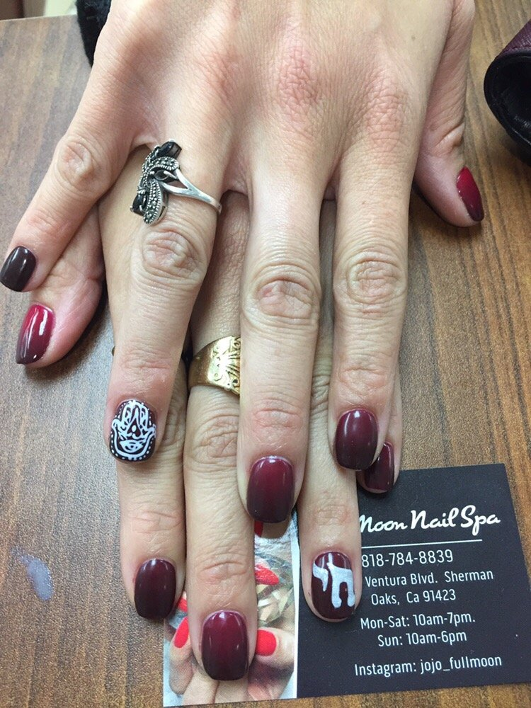 Mood Changing Gel Color Plus Awesome Free Hand Nail Art By Mindy