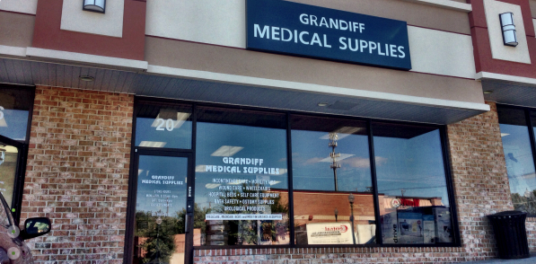 Grandiff Medical Supplies: 20 Vital Way, Silver Spring, MD