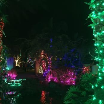 Florida botanical gardens 204 photos 36 reviews - Florida botanical gardens christmas lights ...