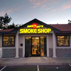 Smok'n Ray's Smoke Shop - 2975 Vista Blvd, Sparks, NV - 2019