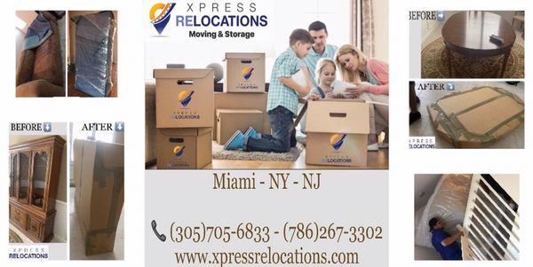 Xpress Relocations