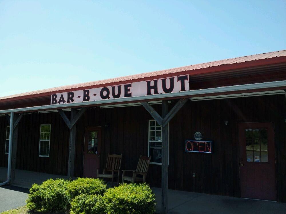 Bar-B-Que Hut: 1380 S Guignard Dr, Sumter, SC