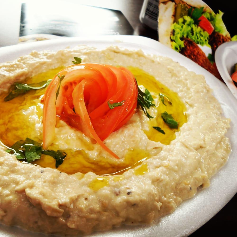 Rafic's Falafel: 6905 Schaefer Rd, Dearborn, MI