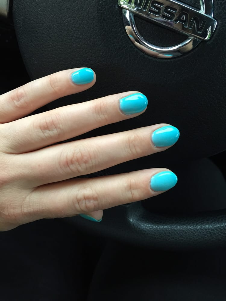 Photo Of Salon 206 Seattle Wa United States Color Changing Nail Polish