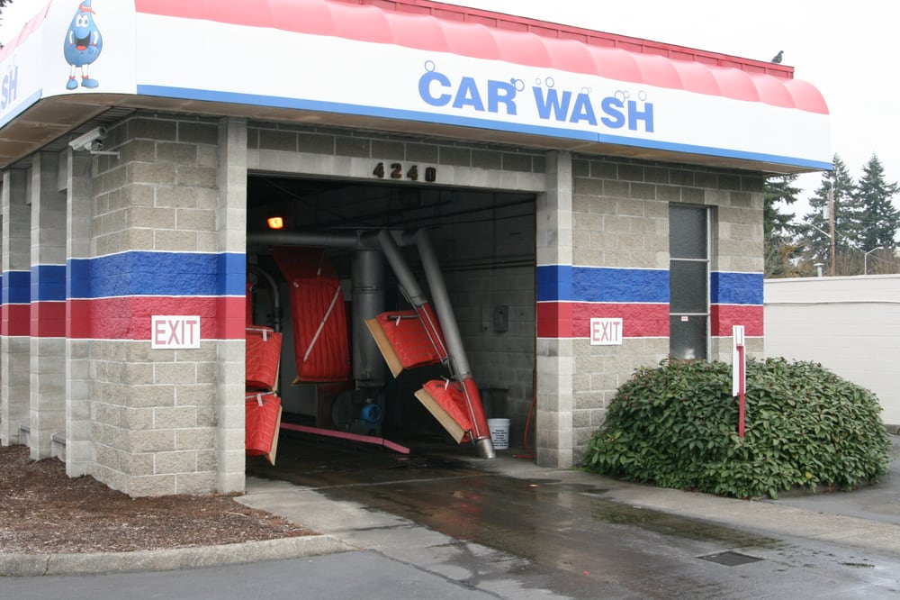 Lacey Wa Car Wash