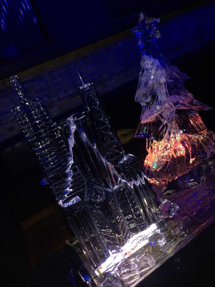 Johnson Studios Ice Sculptures: 4751 S Central Ave, Chicago, IL