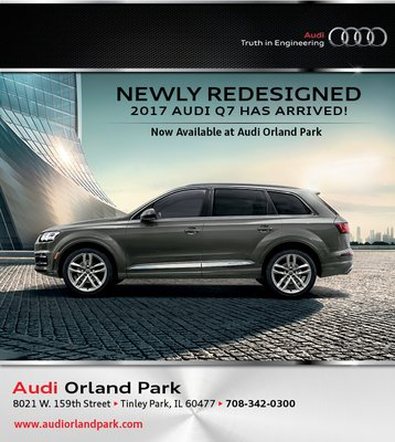 Audi Orland Park 8021 159th St Tinley Park Il Auto Dealers Mapquest