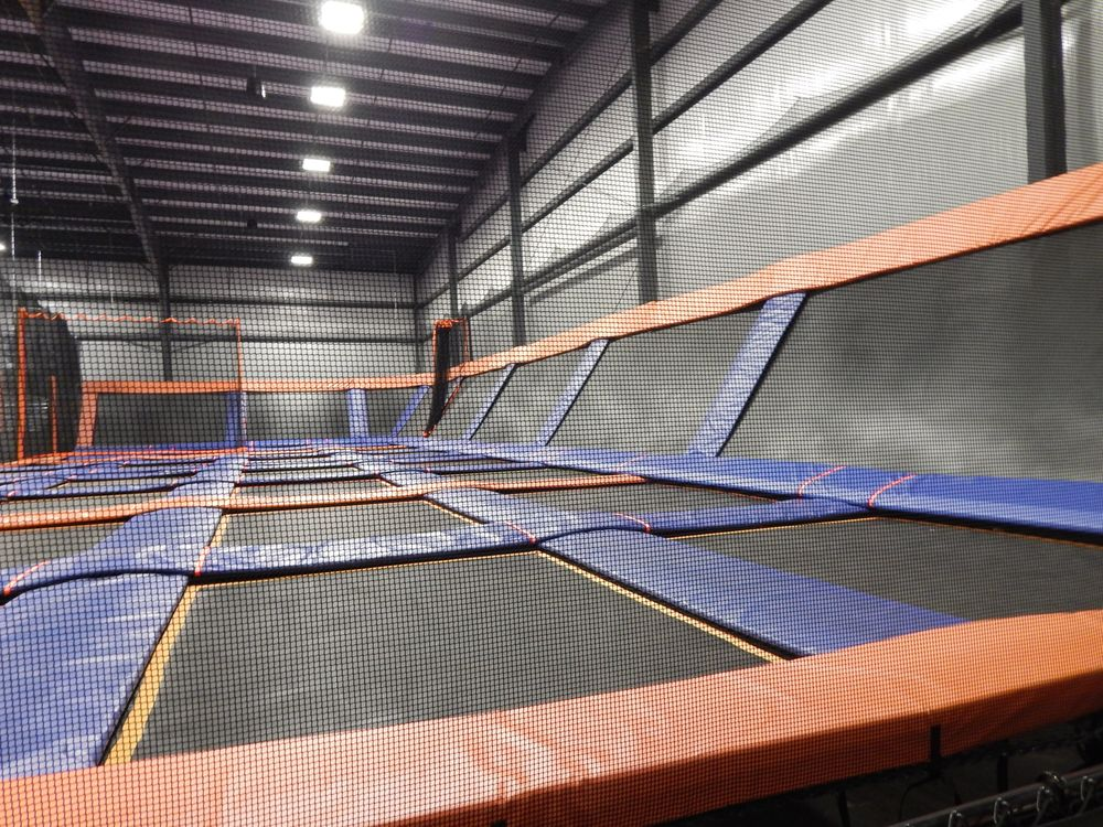 Sky Zone Trampoline Park: 281 Georgetown Rd, Canonsburg, PA