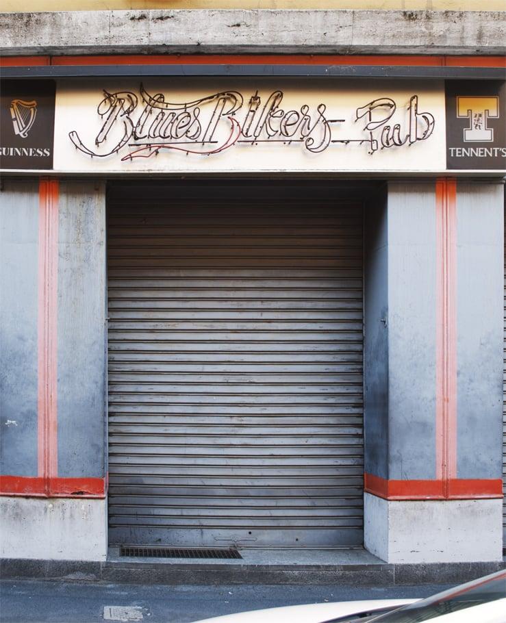 Blues bikers pub pub via brioschi francesco 7 porta - Pub porta romana ...