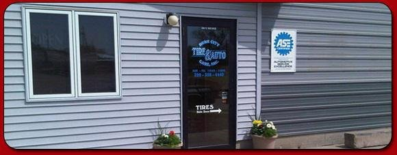 Isanti Tire & Auto Care: 33 Heritage Blvd NW, Isanti, MN