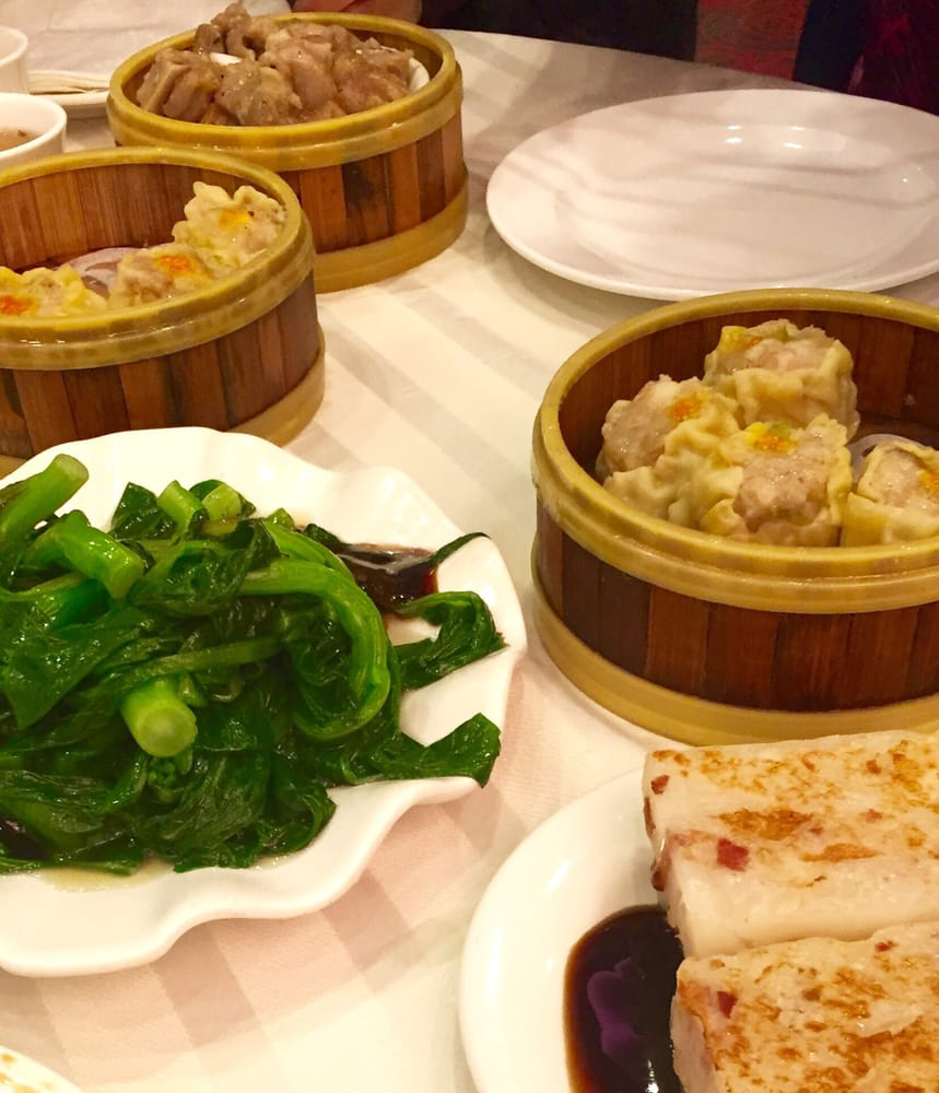 Chinese Food 10024: Jing Fong Restaurant