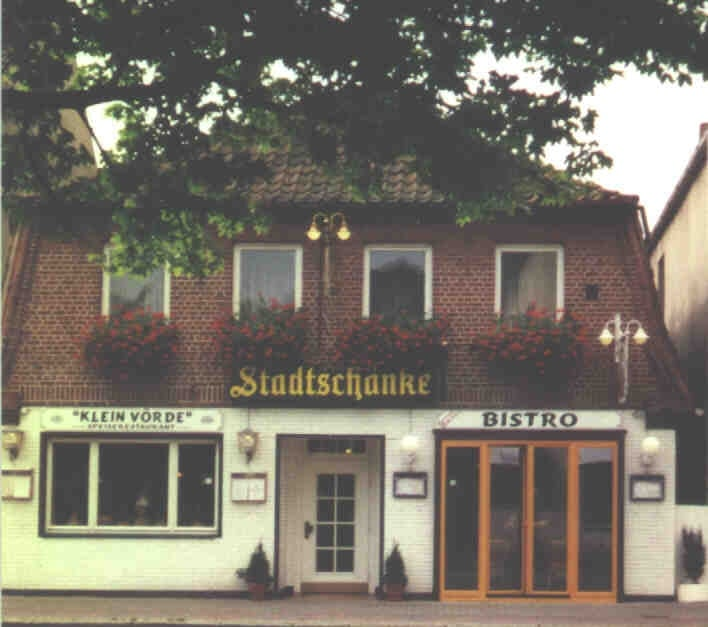 Stadtschänke Anno 1845 - GESCHLOSSEN - Bistro - Alte Str. 81 ...