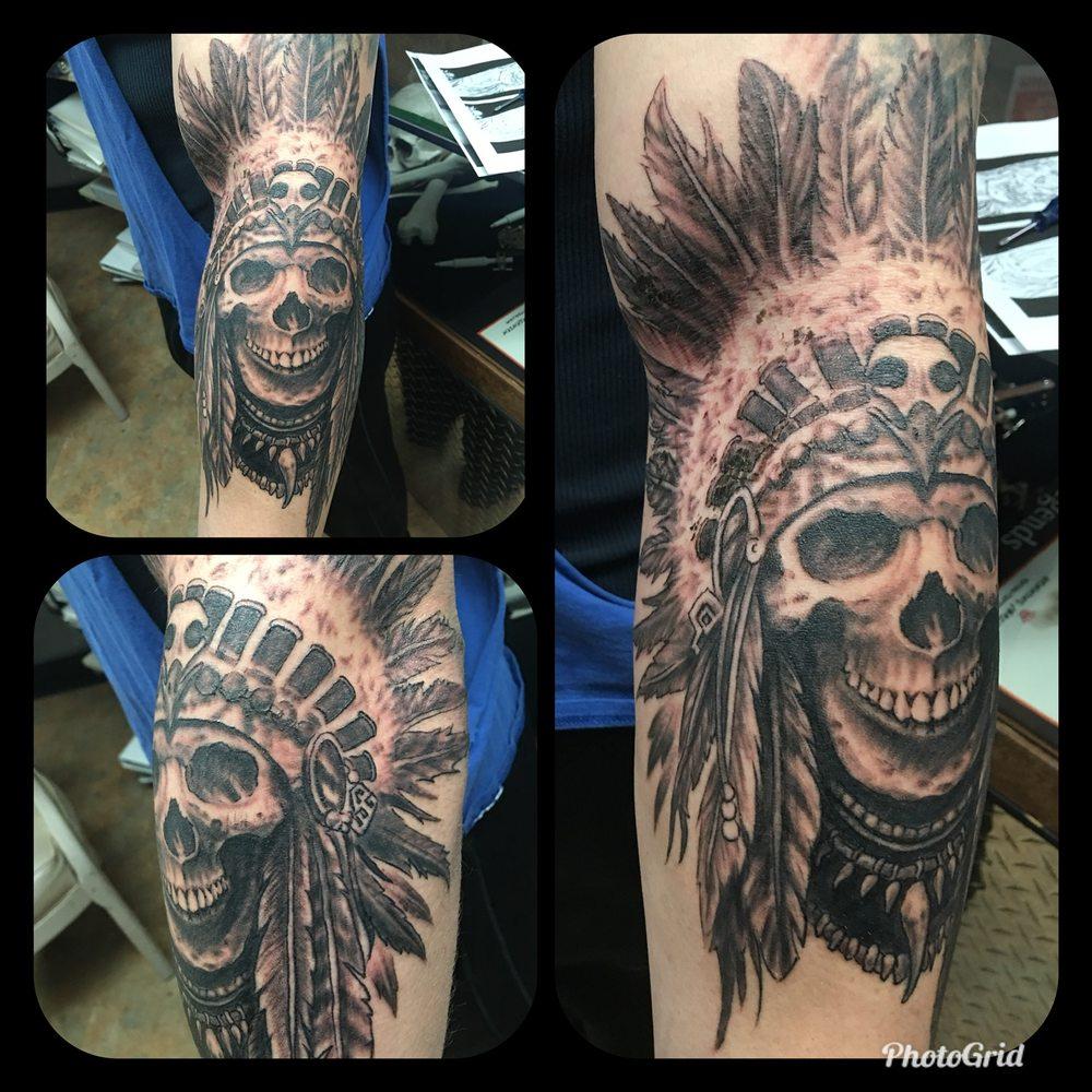 Red Level Tattoo: 602 S Ferdon Blvd, Crestview, FL