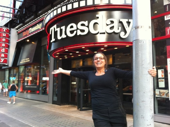 Welcome To Ruby Tuesday Times Square Yelp