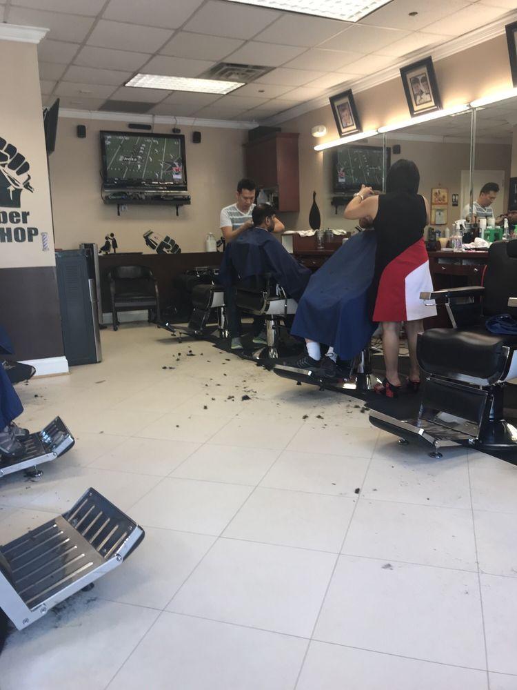 Worldgate Barber: 13089 Worldgate Dr, Herndon, VA