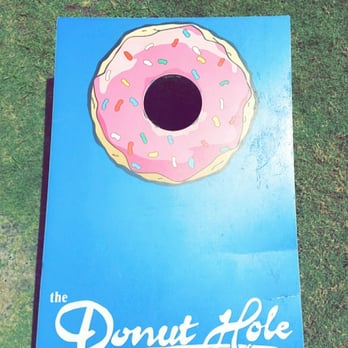 The Donut Hole Menu Panama City Beach