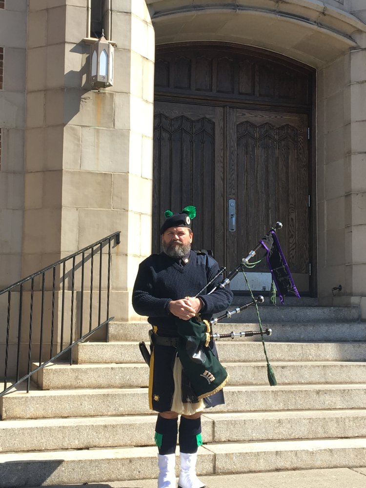 Pipes of Honor - Professional Bagpiper: 25 W 43rd St, New York, NY