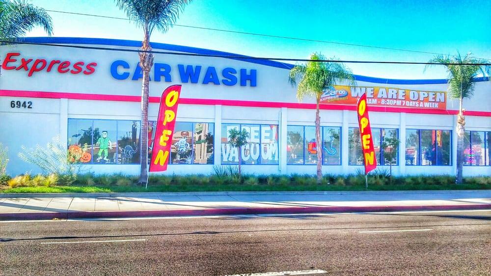 Zaroo Car Wash